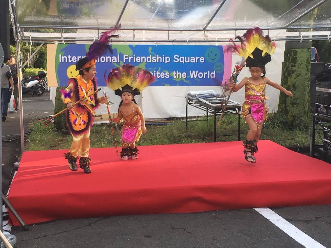 ボリビアのダンス