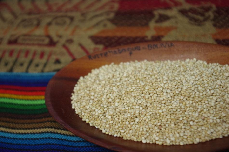 ボリビア:オーガニックキヌア