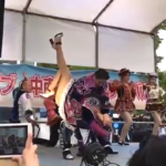 dance ボリビア