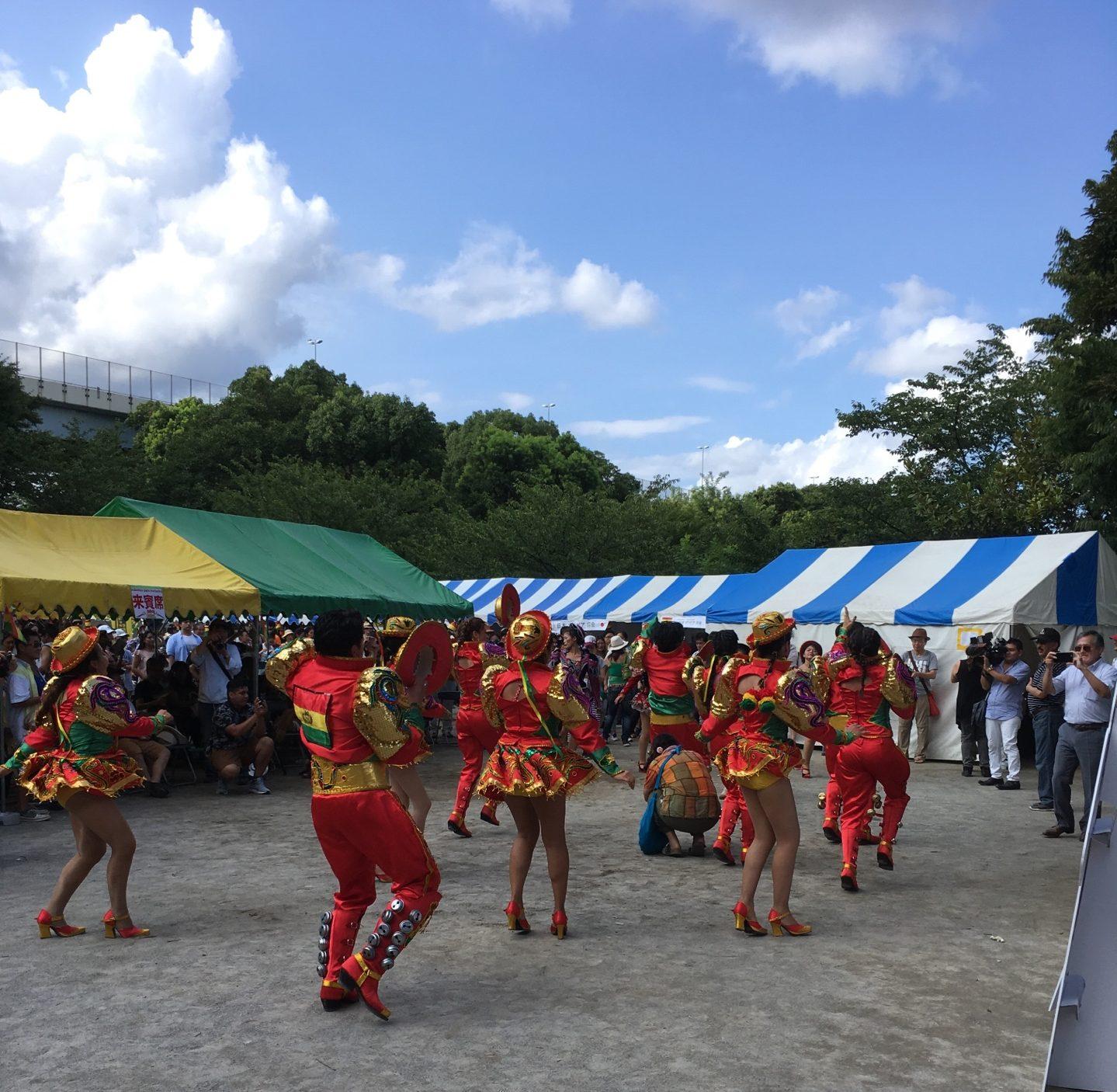 ボリビアフェスティバル