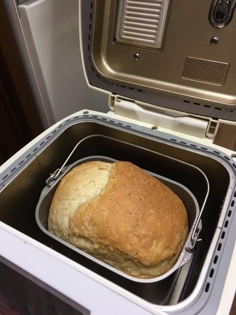 キヌア入りパン1